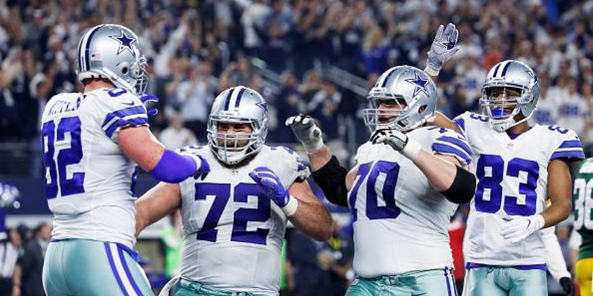 Mueven millones: Dallas Cowboys de la NFL es el club deportivo más caro del mundo