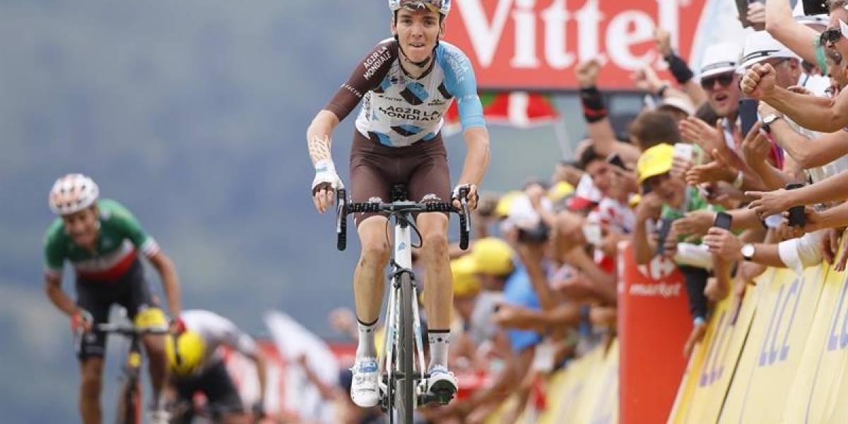 ¿Por qué no hubo sanción a Romain Bardet en la etapa del Tour de Francia?