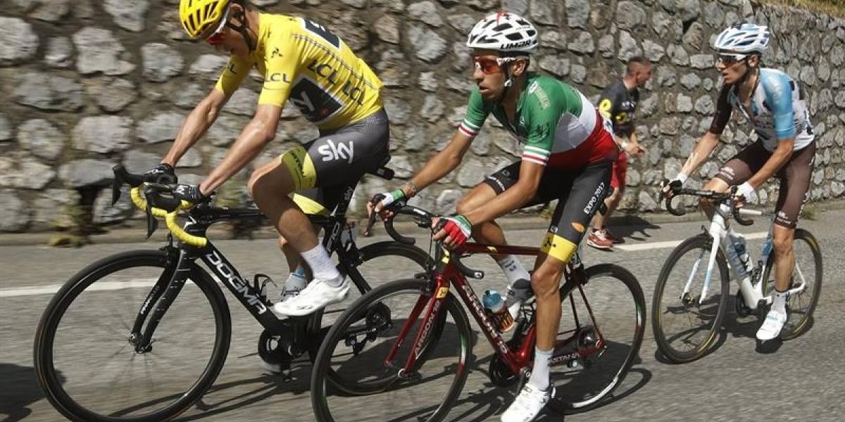 En vivo: así va la etapa 14 del Tour entre Blagnac y Rodez