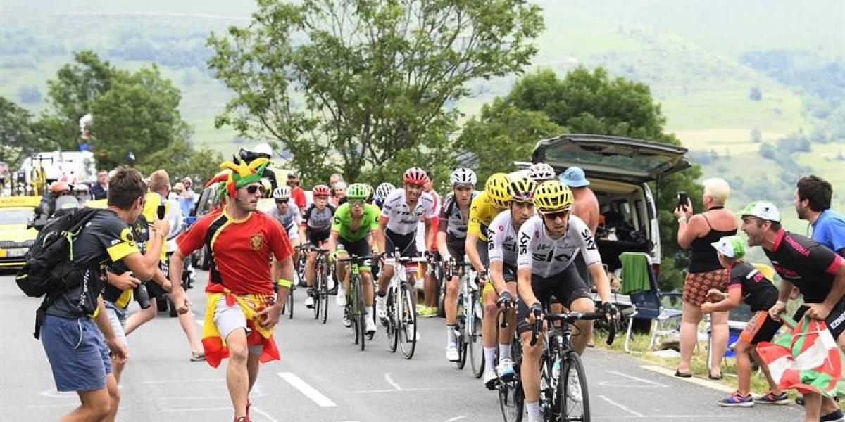 Montañas y buen recorrido en el segundo fin de semana del Tour de Francia