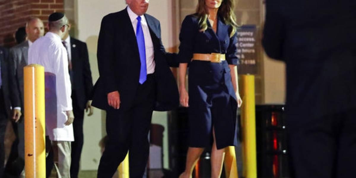 Melania Trump tiene su propia agenda en su visita a París