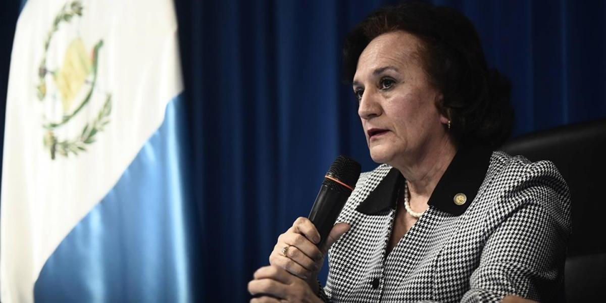PGN entregará informe al presidente sobre Marvin Mérida