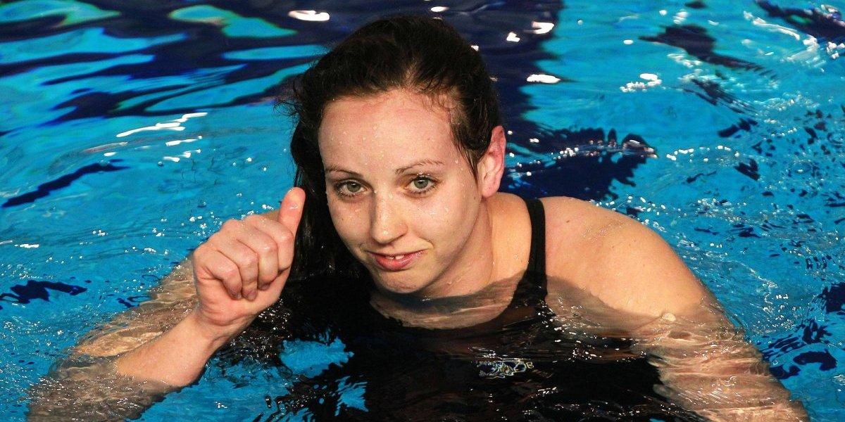 Kristel Köbrich ganó la medalla de oro en los 800 metros en los Juegos Bolivarianos