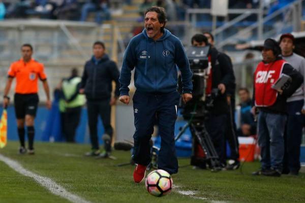 Mario Salas espera cerrar pronto su plantel versión segundo semestre de 2017 / Agencia UNO