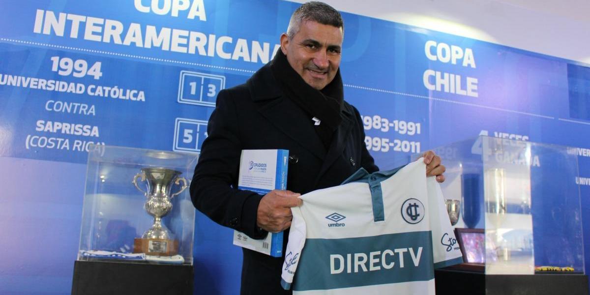 """El Beto Acosta apuesta por Luciano Aued: """"A Católica le puede dar mucho"""""""