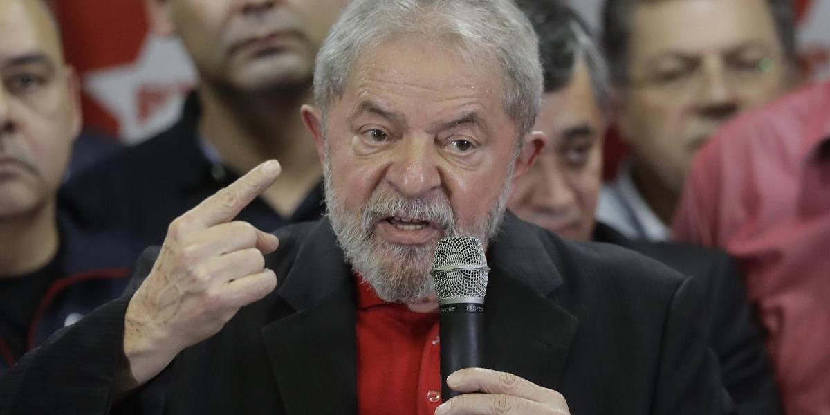 """""""Quien cree que es mi fin se va a romper la cara"""": Lula da Silva"""