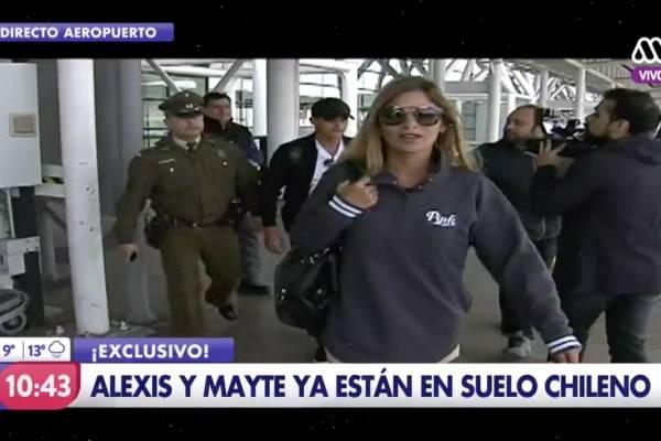 Mayte y Alexis