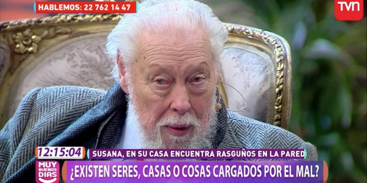 """""""Muy Buenos Días"""" logra su peak de rating más alto del año de la mano de Hugo Zepeda"""