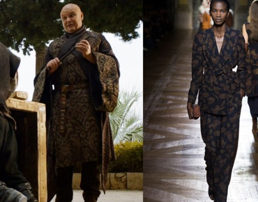 Varys /Dries Van Noten 2015