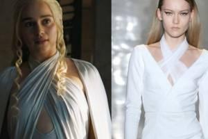 Moda Game of Thrones