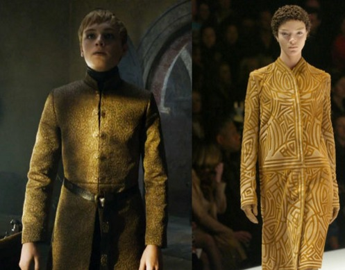 Moda Game of Thrones