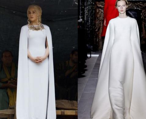 Daenerys Targaryen/Valentino
