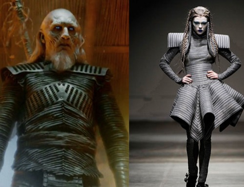 White Walker /Gareth Pugh 2008