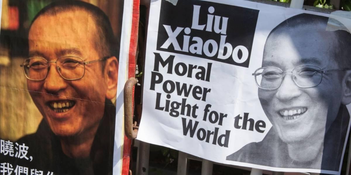 Muere el nobel de la Paz chino, Liu Xiaobo