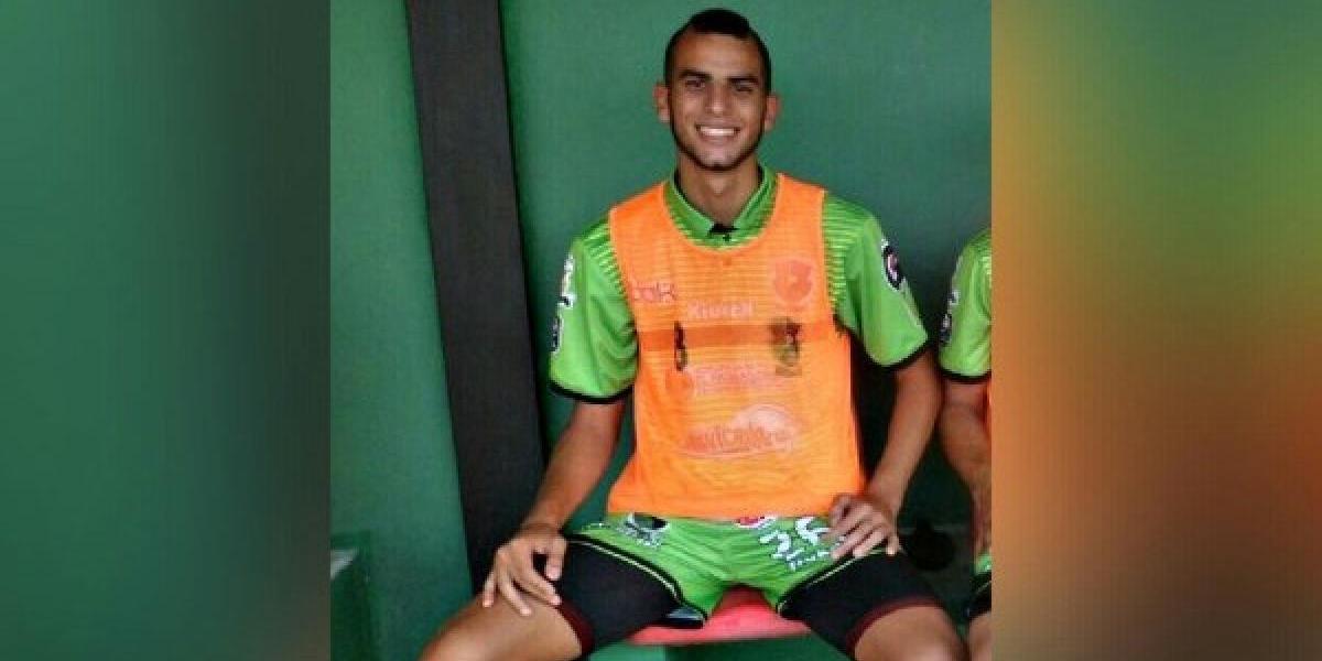 Prometedor delantero venezolano viajó a Chile para ganarse un puesto en la U