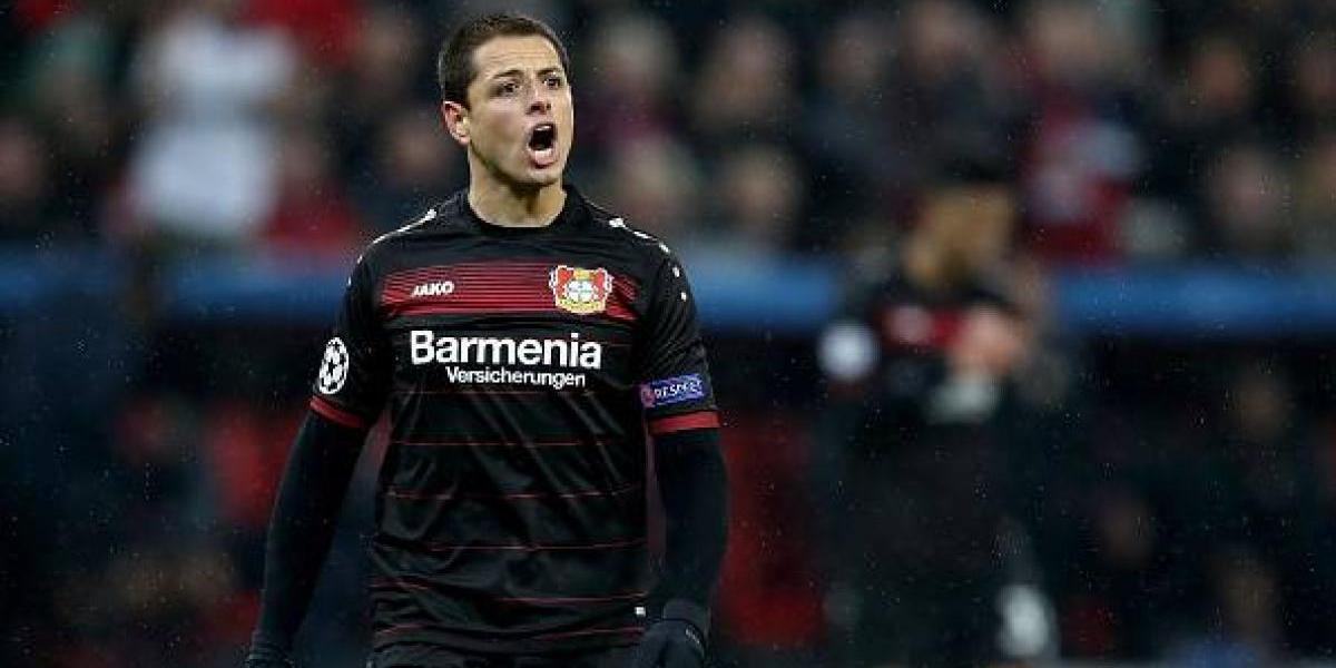 Bayer Leverkusen no depende del Chicharito