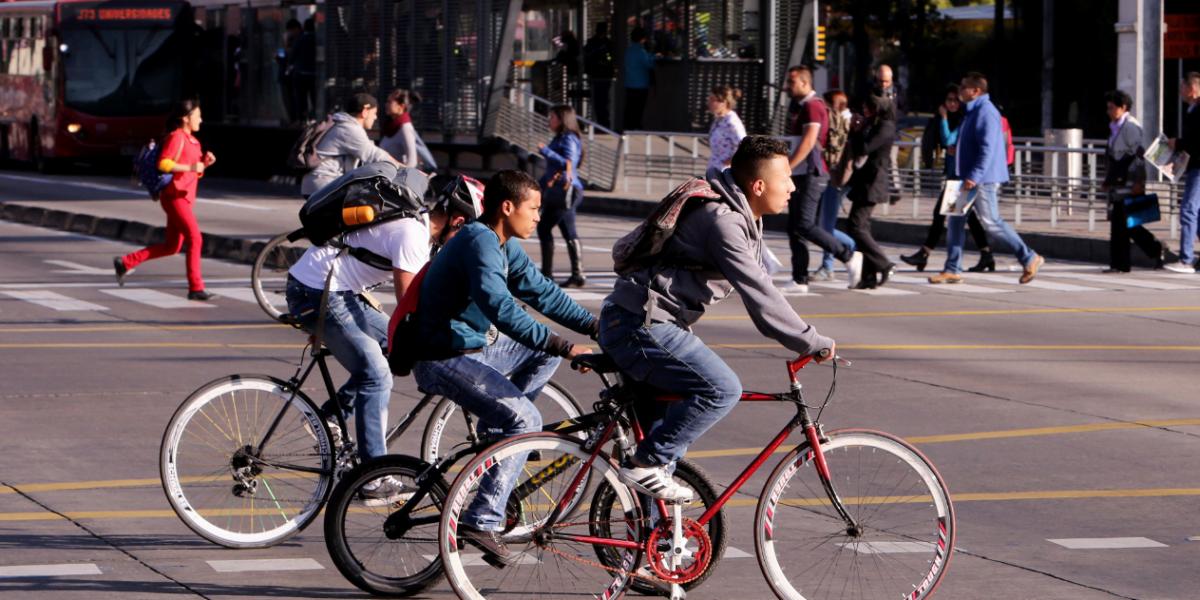 Asesinaron a instructor deportivo por robarle la bicicleta en Bogotá