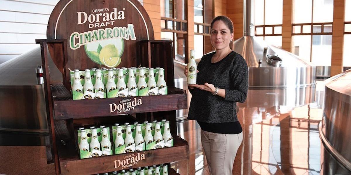 Esta nueva bebida combina el sabor de una cerveza con un toque de limón y sal