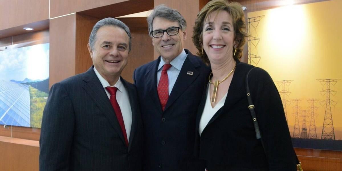 Rick Perry asegura que renegociación del TLCAN será rápida