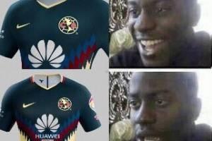 Los mejores memes del nuevo jersey de América