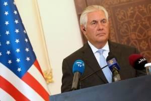 Rex Tillerson, secretario de Estado estadounidense