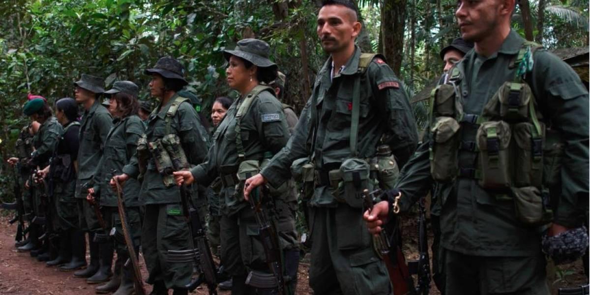 Santos oficializará la salida del último contenedor con armas de las Farc