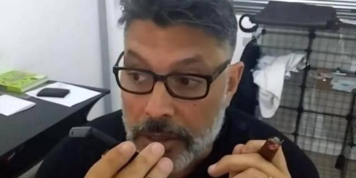 Alexandre Frota perde ação trabalhista contra emissora