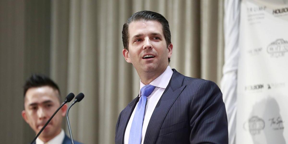 Donald Trump Jr. testificará en el Senado por reunión con abogada rusa
