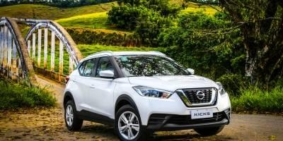 Nissan Kicks ganha duas novas versões no Brasil