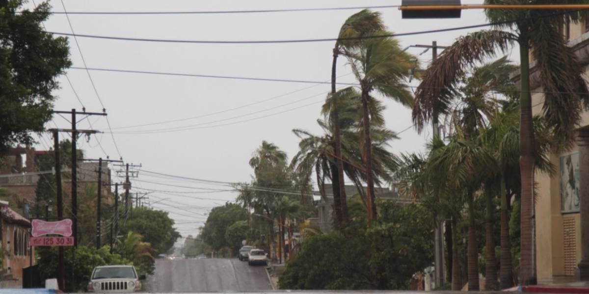 SMN pronostica vientos fuertes en el norte y lluvias para el centro del país