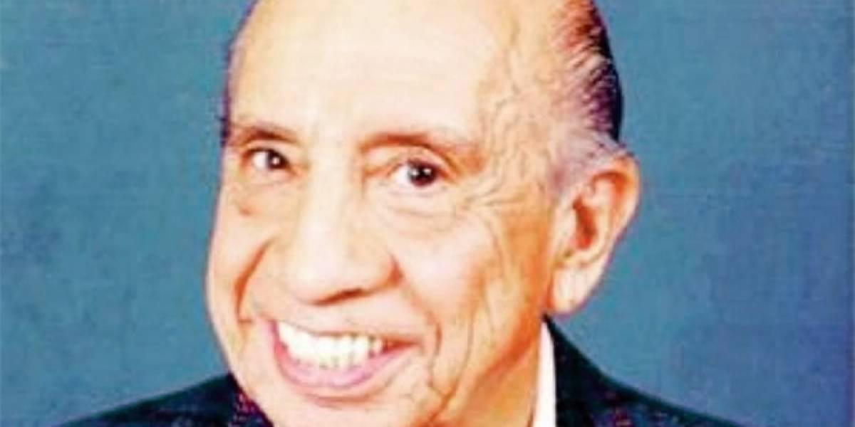 Falleció el actor Héctor Lechuga