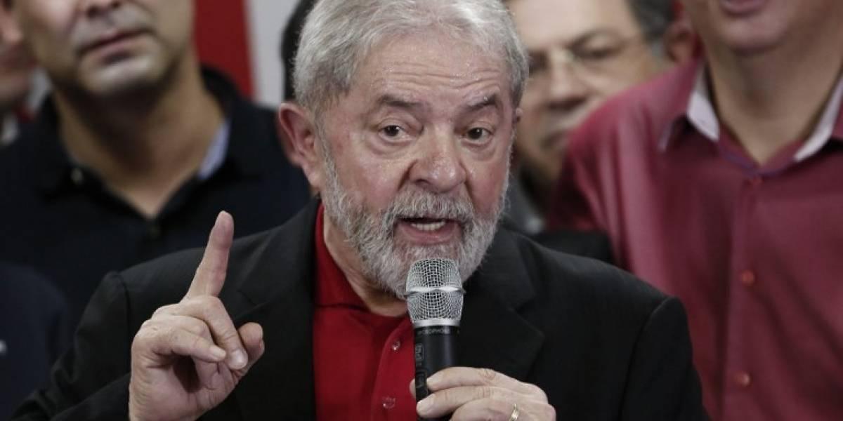 Lula da Silva rechaza la condena en su contra