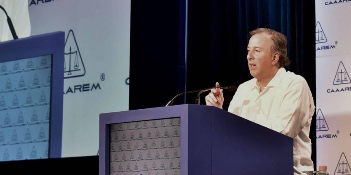 Nueva figura legal de agentes aduanales impulsará comercio: Meade
