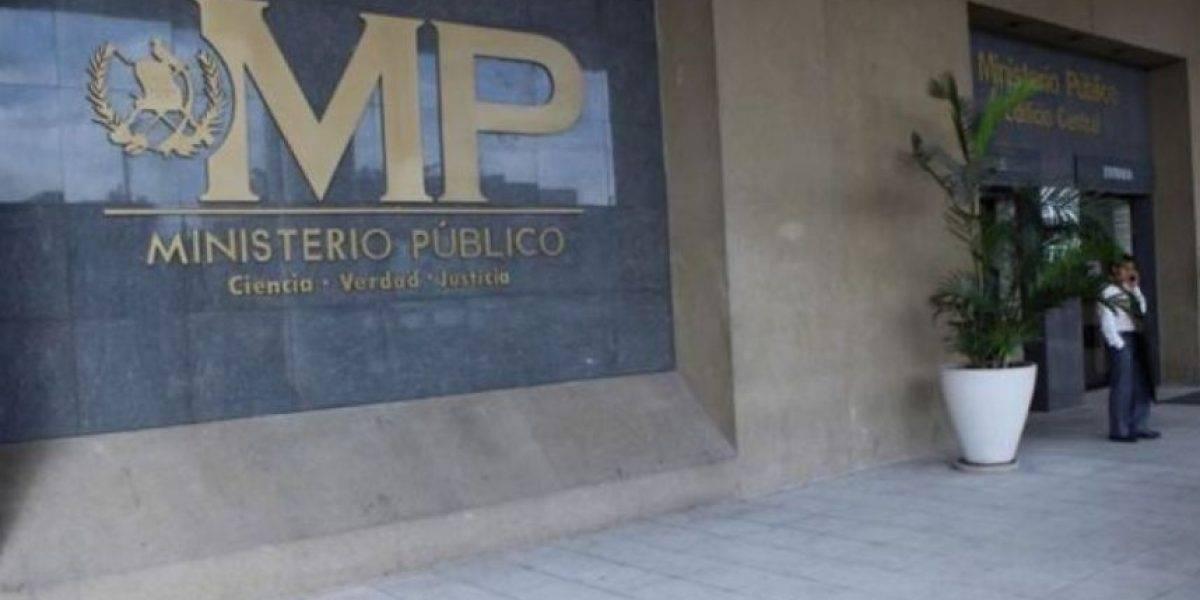 Ministerio Público repudia ataque contra personal de la institución