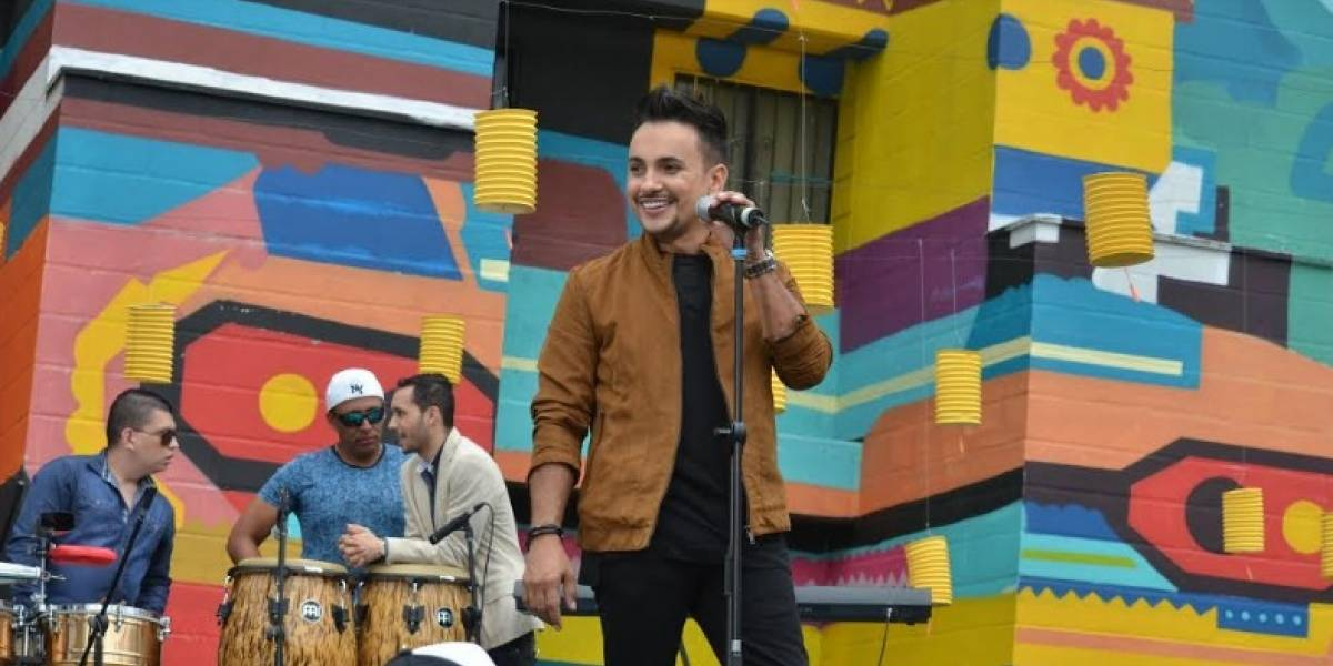 Nacho Acero, el señor de la salsa romántica en Medellín