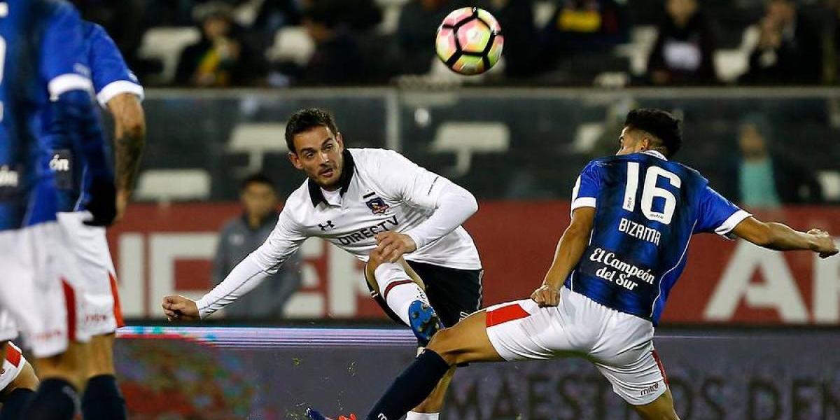 ¿Abren la puerta? Colo Colo confirma propuestas desde el extranjero por Pavez y Rivero