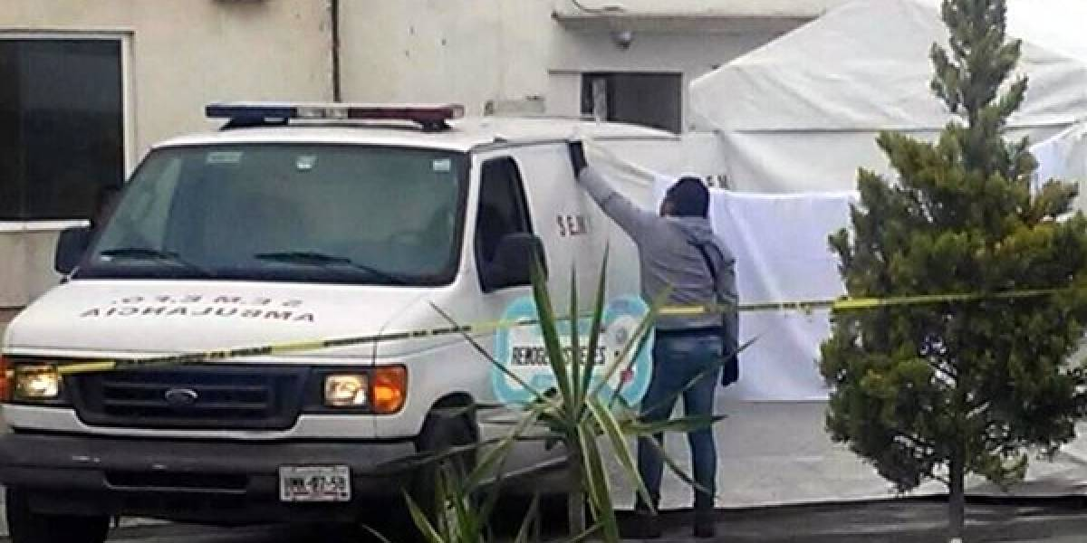 Comando armado asesina a 11 personas en Tizayuca