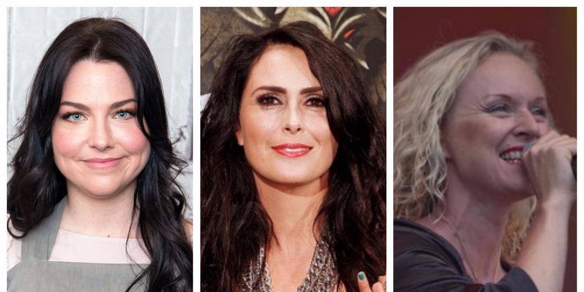 #DíaMundialDelRock: Conoce a las rockeras más sexys del mundo