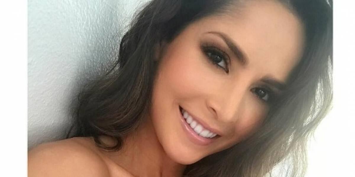 Carmen Villalobos alborota las redes con sensuales movimientos