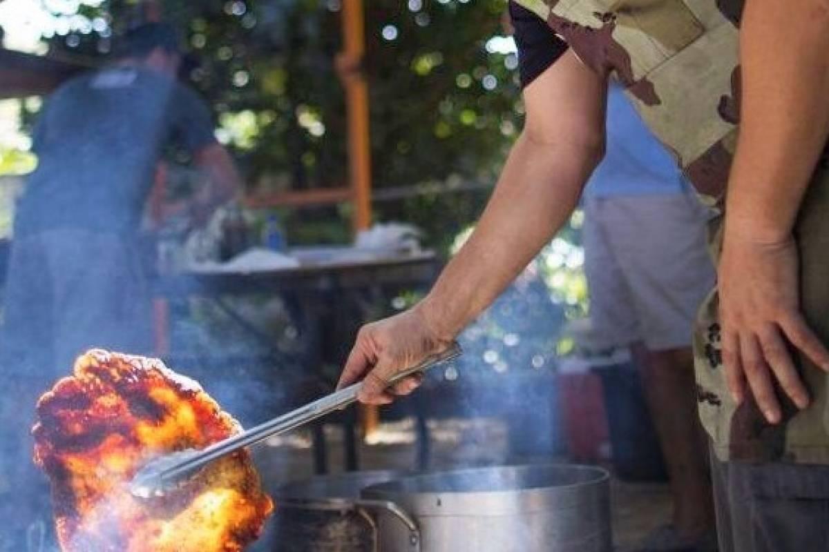 Cocina al fogón en Lote 23   Sabrosia Puerto Rico