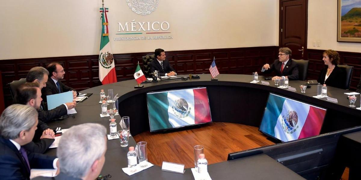 México y EU acuerdan llevar relación energética al siguiente nivel