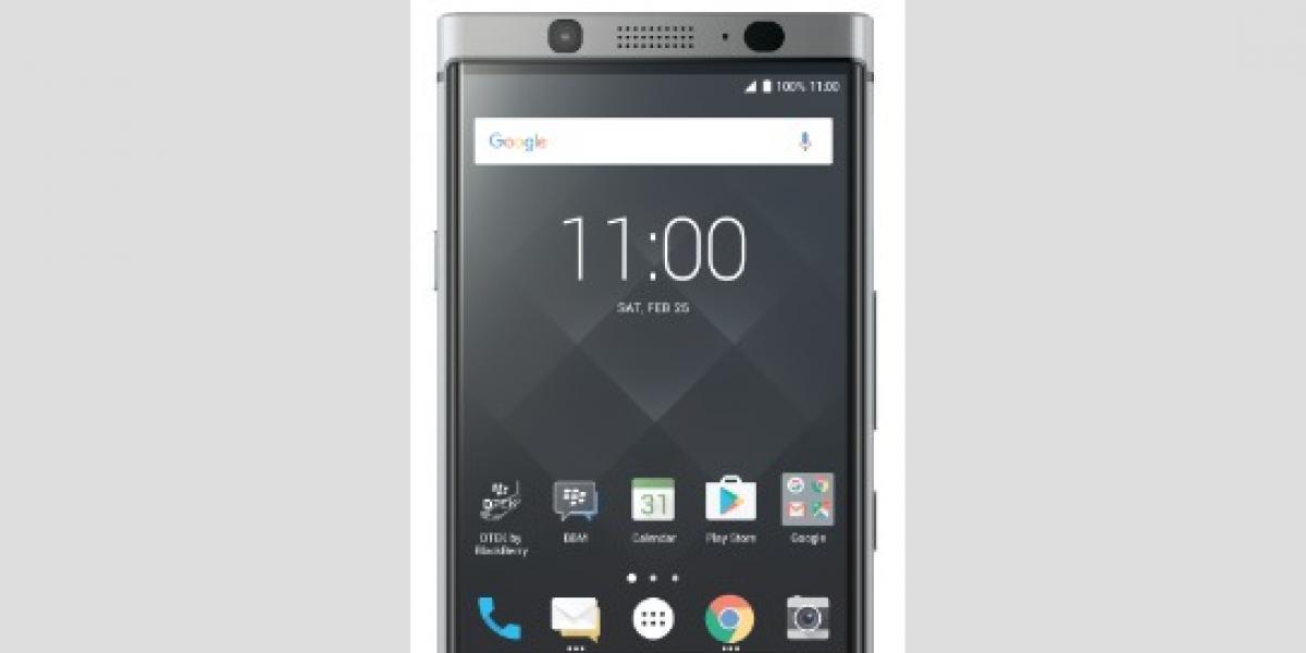 Blackberry Keyone estará disponible en Sprint desde mañana