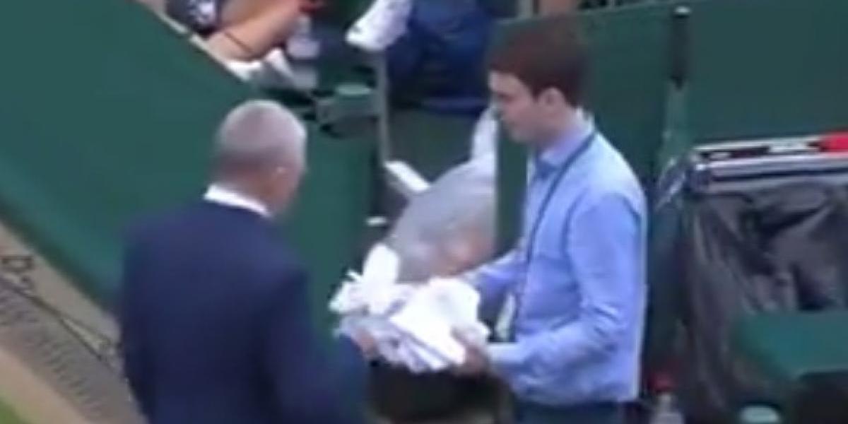 En Wimbledon obligan a usar ropa interior blanca