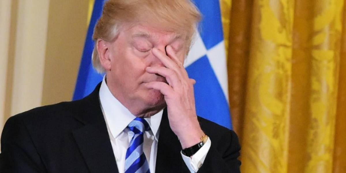 Trump debe decidir si promulga o veta sanciones contra Rusia