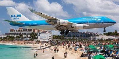 Turista murió por culpa de una turbina en Saint Maarten