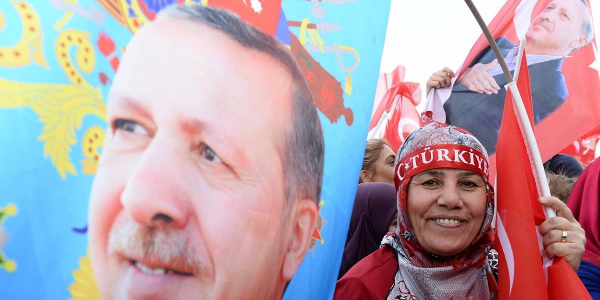 La democracia está muerta en Turquía un año después del intento de golpe