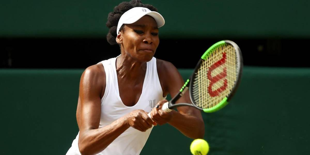 Venus Williams disputará el título de Wimbledon con Garbiñe Muguruza