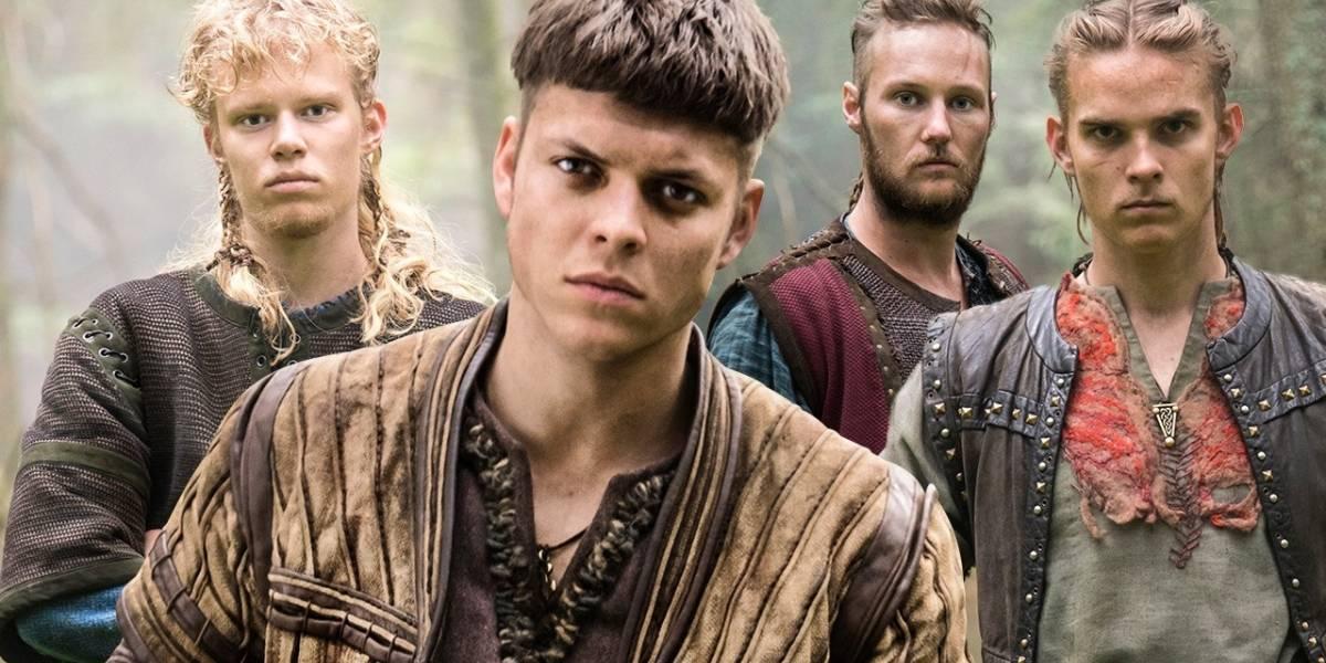 """""""Vikingos"""": Las primeras imágenes de la quinta temporada"""