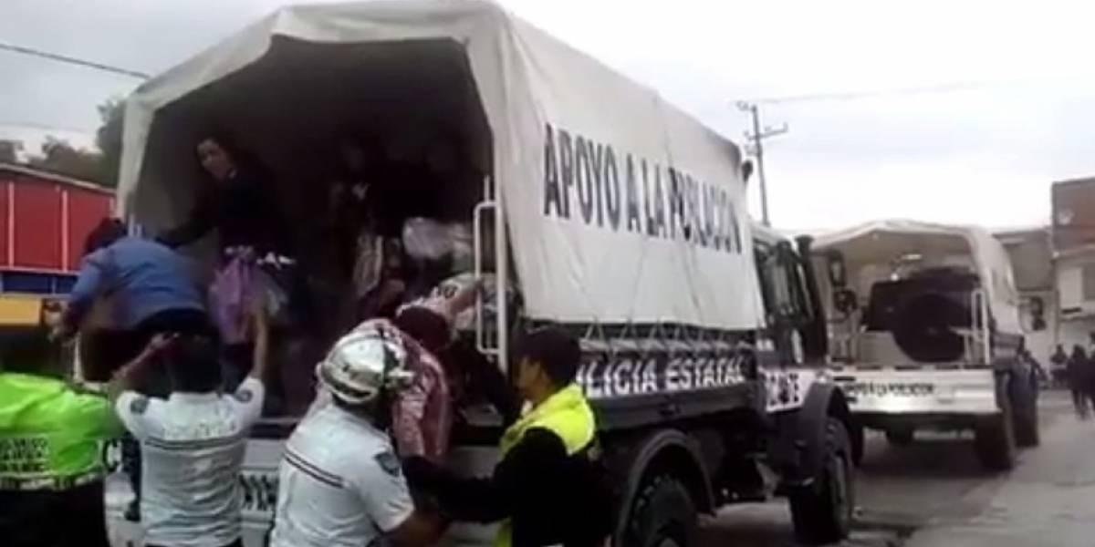 Implementan en Edomex plan deseguridad Tlálocpara evitar inundaciones