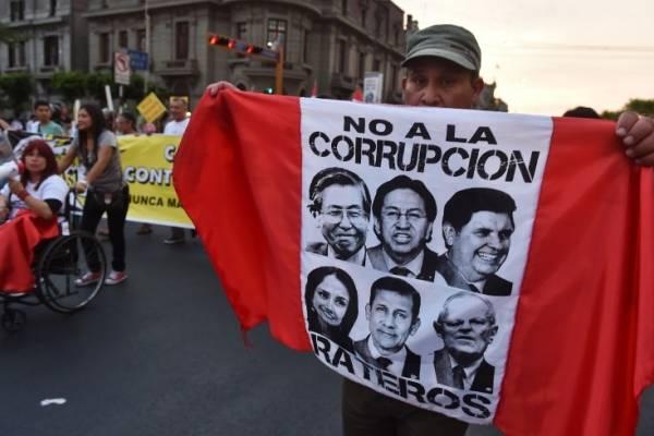 corrupción Perú
